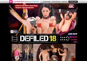 Defiled 18